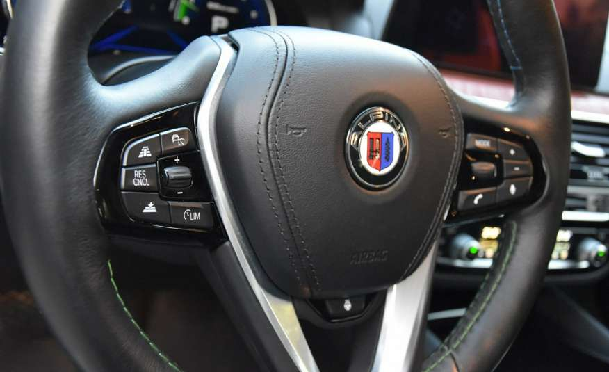 BMW 550 G30 Alpina B5 V8 Bi-turbo 608KM XDrive 2018r. Polski SALON zdjęcie 29