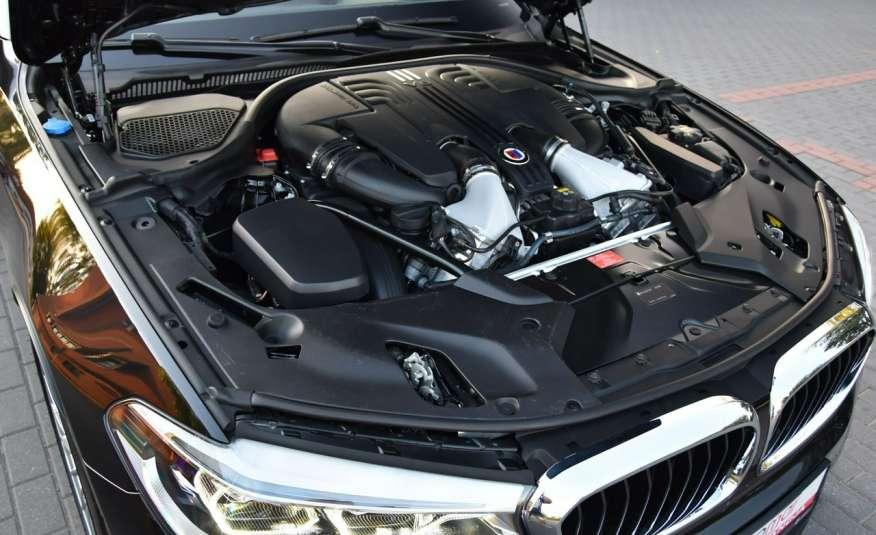 BMW 550 G30 Alpina B5 V8 Bi-turbo 608KM XDrive 2018r. Polski SALON zdjęcie 32