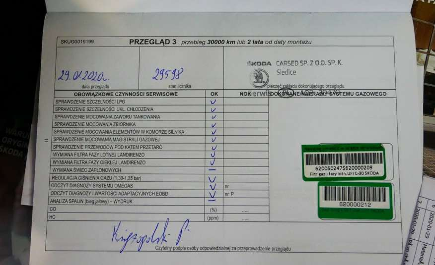 Skoda Fabia AMBITION • LPG • Salon Polska • Serwis ASO • Bezwypadkowy • GWARANCJA zdjęcie 14