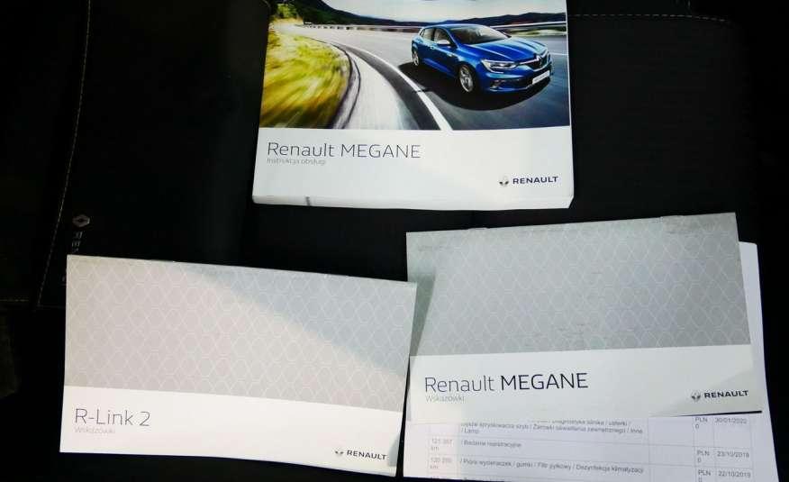 Renault Megane Nawigacja • Salon Polska • Serwis ASO • Bezwypadkowy • GWARANCJA zdjęcie 13