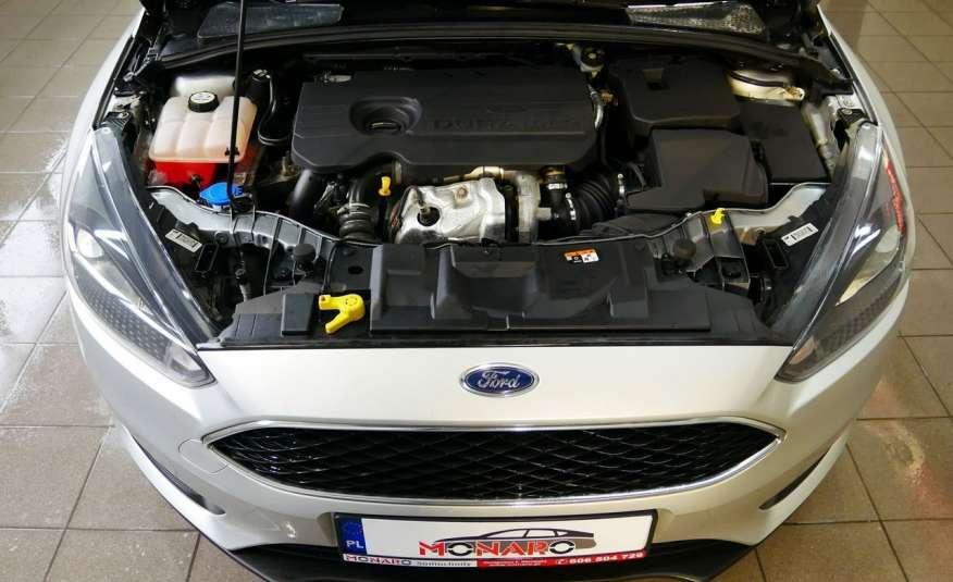 FORD Focus SPORT 1.5 TDCi 120KM • Salon PL • Serwis • Bezwypadkowy • GWARANCJA zdjęcie 35