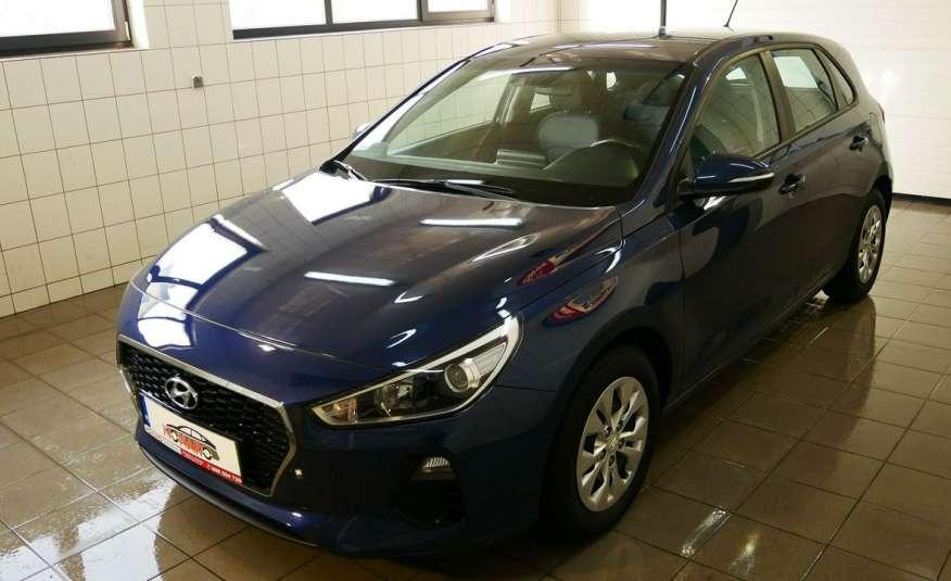 Hyundai i30 1.4 DOHC 16V Benzyna • Salon Polska • 32 tys.km • Bezwypadkowy zdjęcie 3