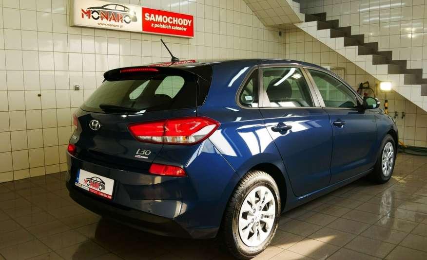 Hyundai i30 1.4 DOHC 16V Benzyna • Salon Polska • 32 tys.km • Bezwypadkowy zdjęcie 5