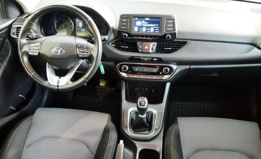Hyundai i30 1.4 DOHC 16V Benzyna • Salon Polska • 32 tys.km • Bezwypadkowy zdjęcie 6