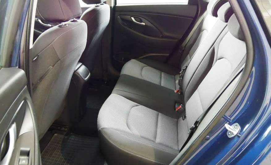 Hyundai i30 1.4 DOHC 16V Benzyna • Salon Polska • 32 tys.km • Bezwypadkowy zdjęcie 10