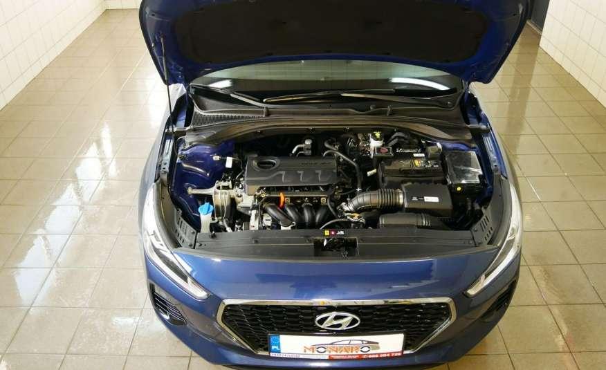 Hyundai i30 1.4 DOHC 16V Benzyna • Salon Polska • 32 tys.km • Bezwypadkowy zdjęcie 13