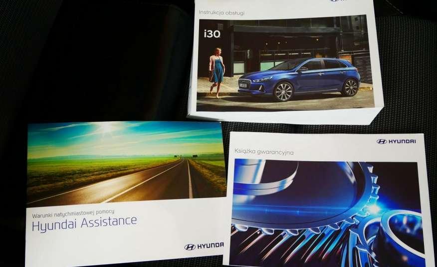Hyundai i30 1.4 DOHC 16V Benzyna • Salon Polska • 32 tys.km • Bezwypadkowy zdjęcie 14