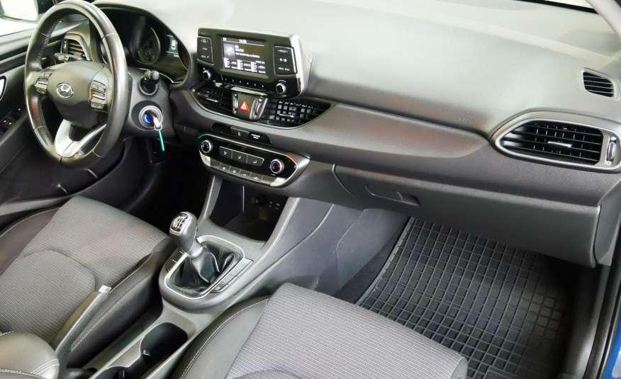 Hyundai i30 1.4 DOHC 16V Benzyna • Salon Polska • 32 tys.km • Bezwypadkowy zdjęcie 18