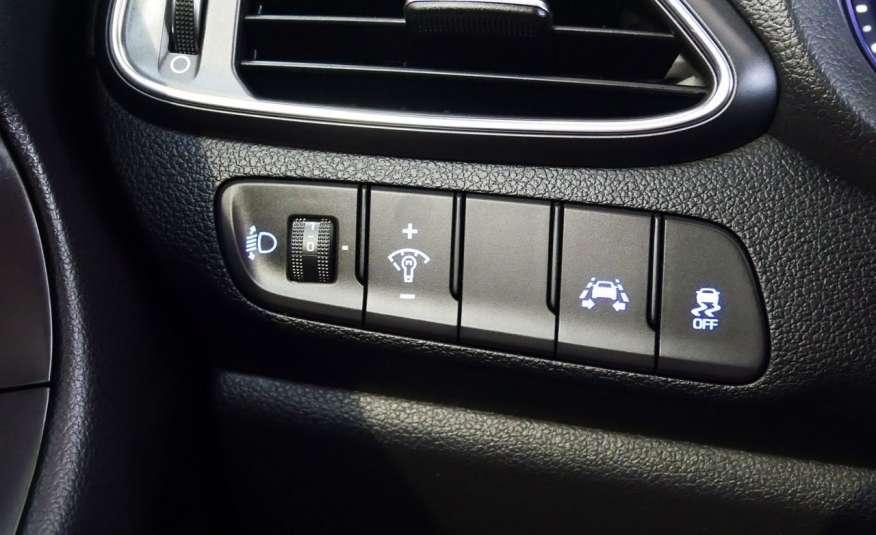 Hyundai i30 1.4 DOHC 16V Benzyna • Salon Polska • 32 tys.km • Bezwypadkowy zdjęcie 20