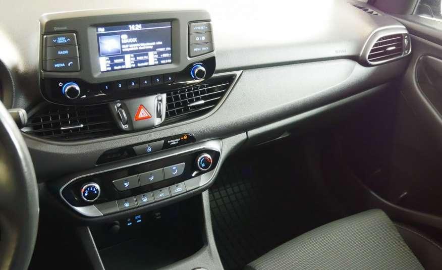 Hyundai i30 1.4 DOHC 16V Benzyna • Salon Polska • 32 tys.km • Bezwypadkowy zdjęcie 21