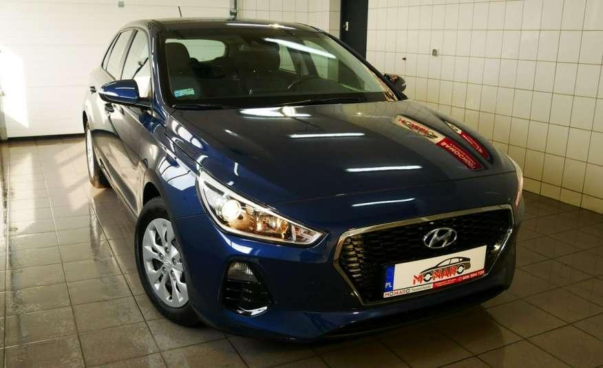 Hyundai i30 1.4 DOHC 16V Benzyna • Salon Polska • 32 tys.km • Bezwypadkowy zdjęcie 30