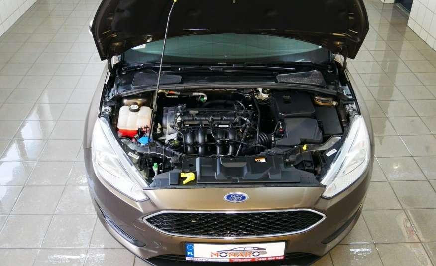 FORD Focus 1.6 Benzyna • Salon Polska • Serwis • Bezwypadkowy • GWARANCJA zdjęcie 12