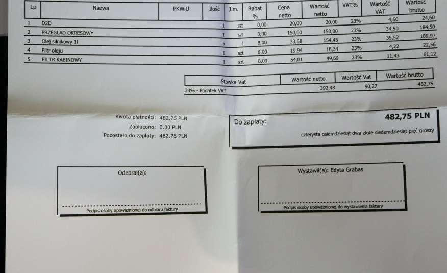 FORD Focus 1.6 Benzyna • Salon Polska • Serwis • Bezwypadkowy • GWARANCJA zdjęcie 17