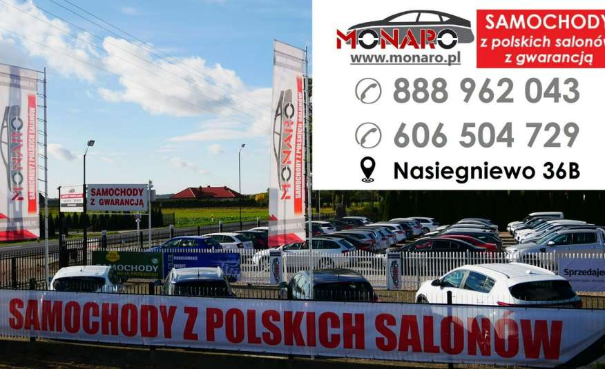 FORD Focus 1.6 Benzyna • Salon Polska • Serwis • Bezwypadkowy • GWARANCJA zdjęcie 31