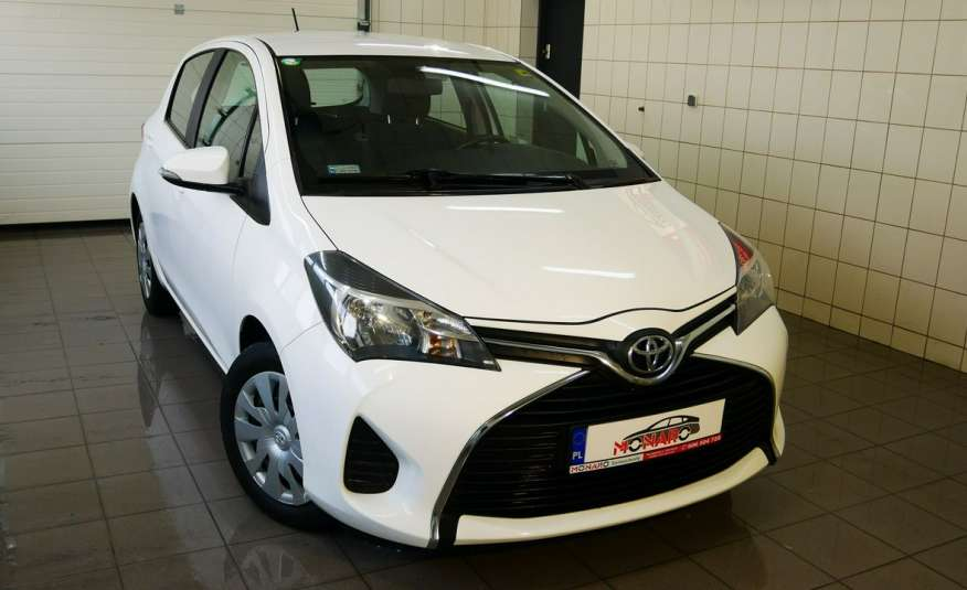 Toyota Yaris Salon Polska • Serwis ASO • Bezwypadkowy • GWARANCJA zdjęcie 2