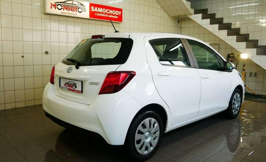 Toyota Yaris Salon Polska • Serwis ASO • Bezwypadkowy • GWARANCJA zdjęcie 5