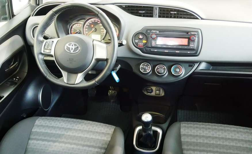 Toyota Yaris Salon Polska • Serwis ASO • Bezwypadkowy • GWARANCJA zdjęcie 6