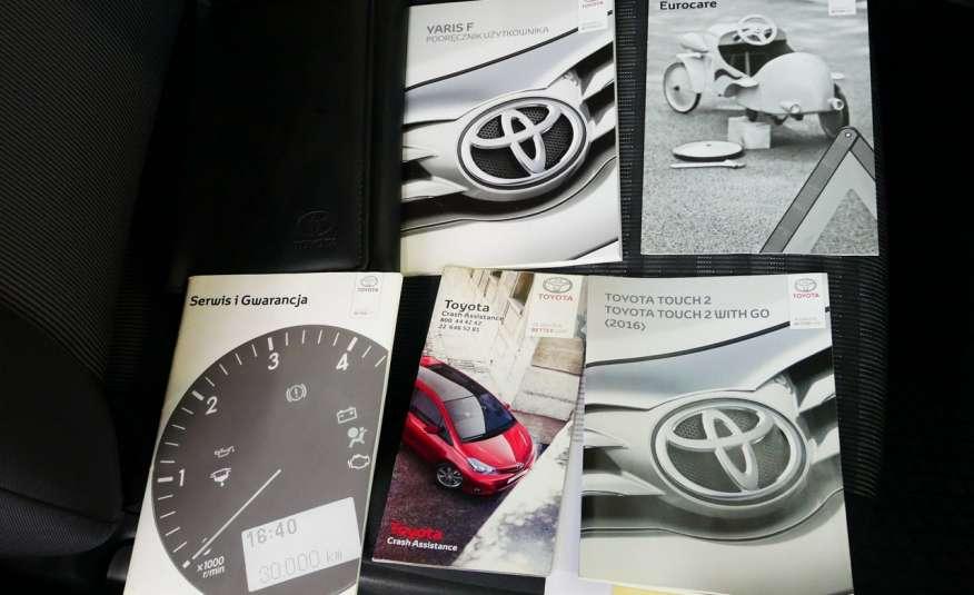 Toyota Yaris Salon Polska • Serwis ASO • Bezwypadkowy • GWARANCJA zdjęcie 12