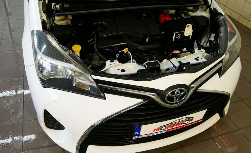 Toyota Yaris Salon Polska • Serwis ASO • Bezwypadkowy • GWARANCJA zdjęcie 28