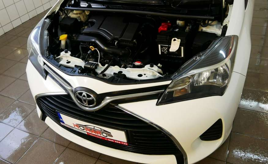 Toyota Yaris Salon Polska • Serwis ASO • Bezwypadkowy • GWARANCJA zdjęcie 30