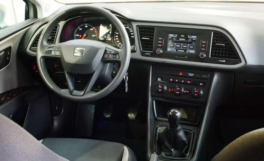 Seat Leon ST 1.6 TDI • Salon Polska • Serwis ASO • Bezwypadkowy • GWARANCJA zdjęcie 6