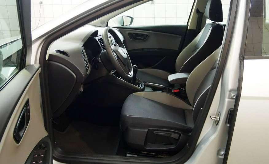 Seat Leon ST 1.6 TDI • Salon Polska • Serwis ASO • Bezwypadkowy • GWARANCJA zdjęcie 7