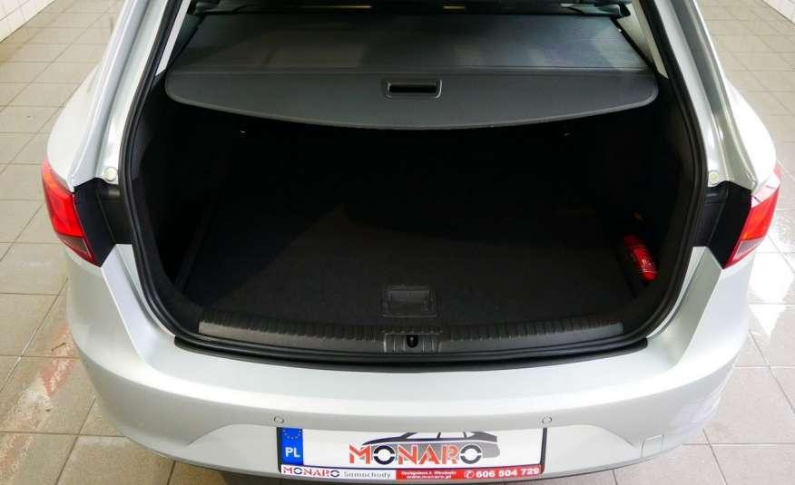 Seat Leon ST 1.6 TDI • Salon Polska • Serwis ASO • Bezwypadkowy • GWARANCJA zdjęcie 9