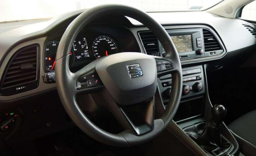 Seat Leon ST 1.6 TDI • Salon Polska • Serwis ASO • Bezwypadkowy • GWARANCJA zdjęcie 21