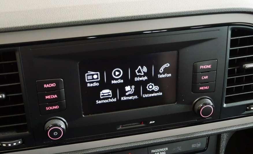 Seat Leon ST 1.6 TDI • Salon Polska • Serwis ASO • Bezwypadkowy • GWARANCJA zdjęcie 25