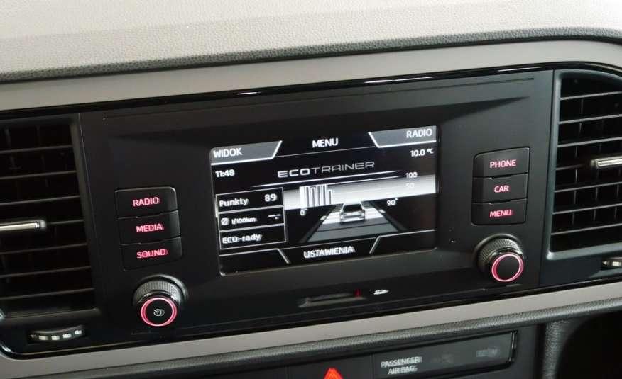 Seat Leon ST 1.6 TDI • Salon Polska • Serwis ASO • Bezwypadkowy • GWARANCJA zdjęcie 27