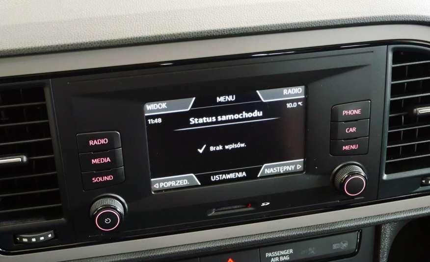 Seat Leon ST 1.6 TDI • Salon Polska • Serwis ASO • Bezwypadkowy • GWARANCJA zdjęcie 28