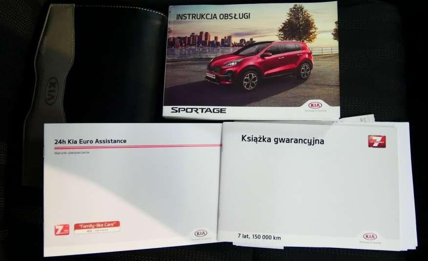 Kia Sportage Nowy model • Salon Polska • Serwis ASO • Bezwypadkowy • GWARANCJA zdjęcie 12