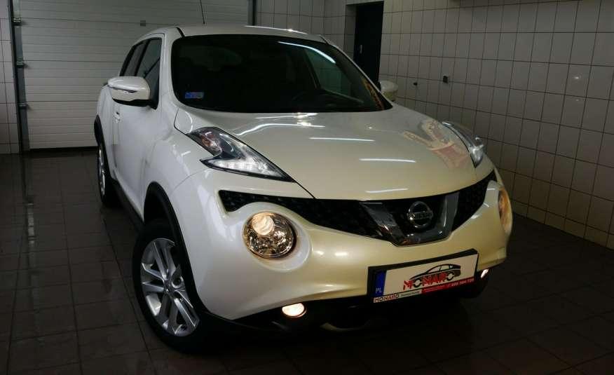 Nissan Juke N-Connecta • BIAŁA PERŁA • Salon Polska • Serwis • Bezwypadkowy zdjęcie 2