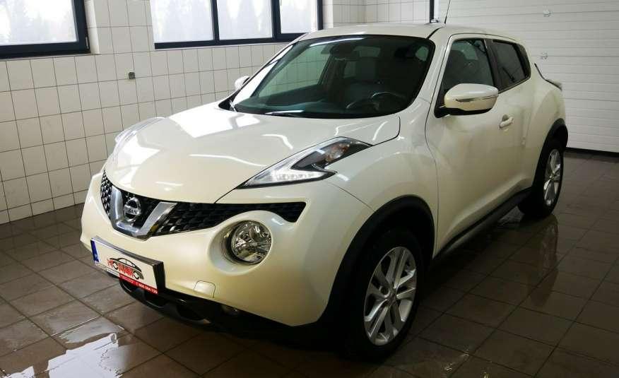 Nissan Juke N-Connecta • BIAŁA PERŁA • Salon Polska • Serwis • Bezwypadkowy zdjęcie 3