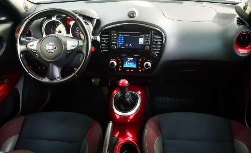 Nissan Juke N-Connecta • BIAŁA PERŁA • Salon Polska • Serwis • Bezwypadkowy zdjęcie 6