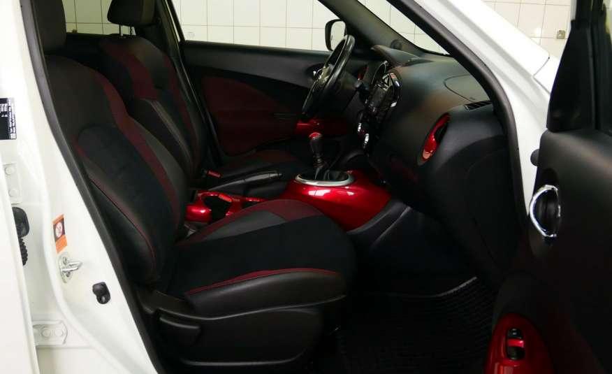 Nissan Juke N-Connecta • BIAŁA PERŁA • Salon Polska • Serwis • Bezwypadkowy zdjęcie 9