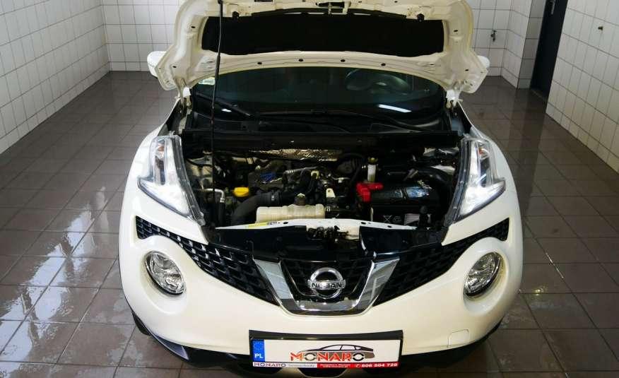Nissan Juke N-Connecta • BIAŁA PERŁA • Salon Polska • Serwis • Bezwypadkowy zdjęcie 13