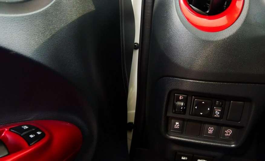 Nissan Juke N-Connecta • BIAŁA PERŁA • Salon Polska • Serwis • Bezwypadkowy zdjęcie 26
