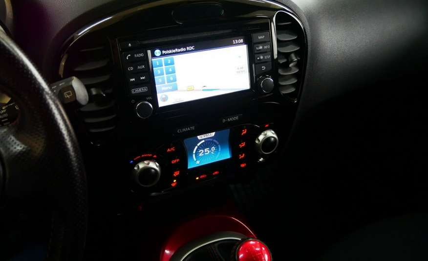 Nissan Juke N-Connecta • BIAŁA PERŁA • Salon Polska • Serwis • Bezwypadkowy zdjęcie 28