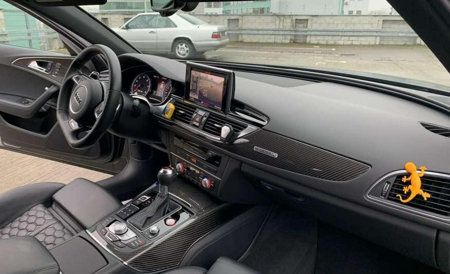 Audi RS6 4.0benz 560PS Quattro Matrix kamera 360 Zarej. w PL zdjęcie 12