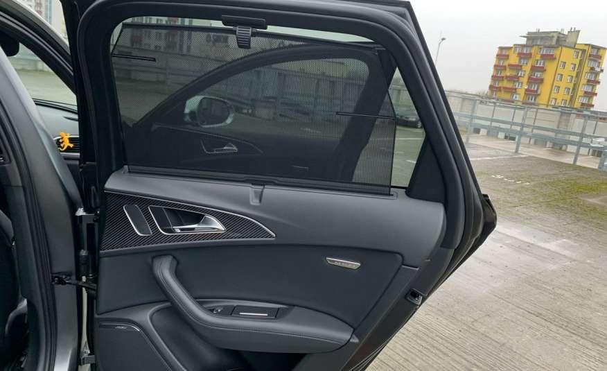Audi RS6 4.0benz 560PS Quattro Matrix kamera 360 Zarej. w PL zdjęcie 16