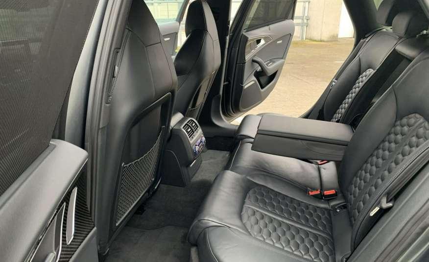 Audi RS6 4.0benz 560PS Quattro Matrix kamera 360 Zarej. w PL zdjęcie 18