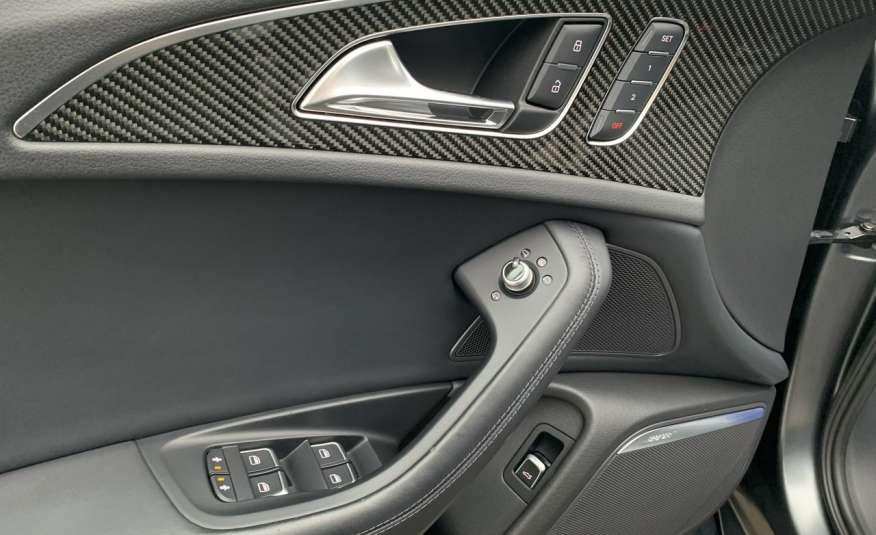 Audi RS6 4.0benz 560PS Quattro Matrix kamera 360 Zarej. w PL zdjęcie 19