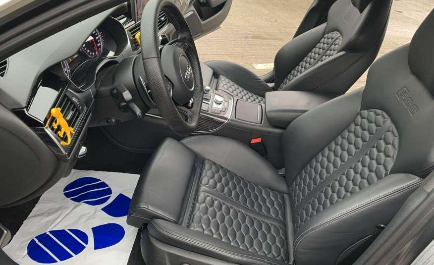 Audi RS6 4.0benz 560PS Quattro Matrix kamera 360 Zarej. w PL zdjęcie 20