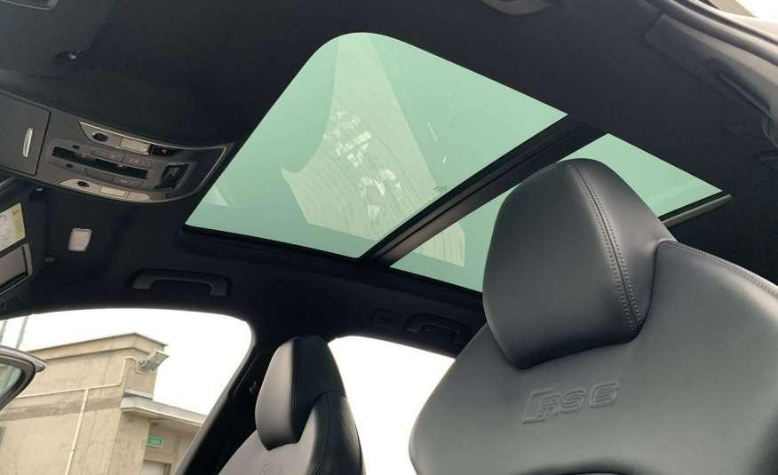 Audi RS6 4.0benz 560PS Quattro Matrix kamera 360 Zarej. w PL zdjęcie 21