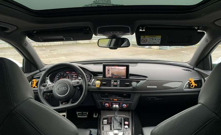 Audi RS6 4.0benz 560PS Quattro Matrix kamera 360 Zarej. w PL zdjęcie 25