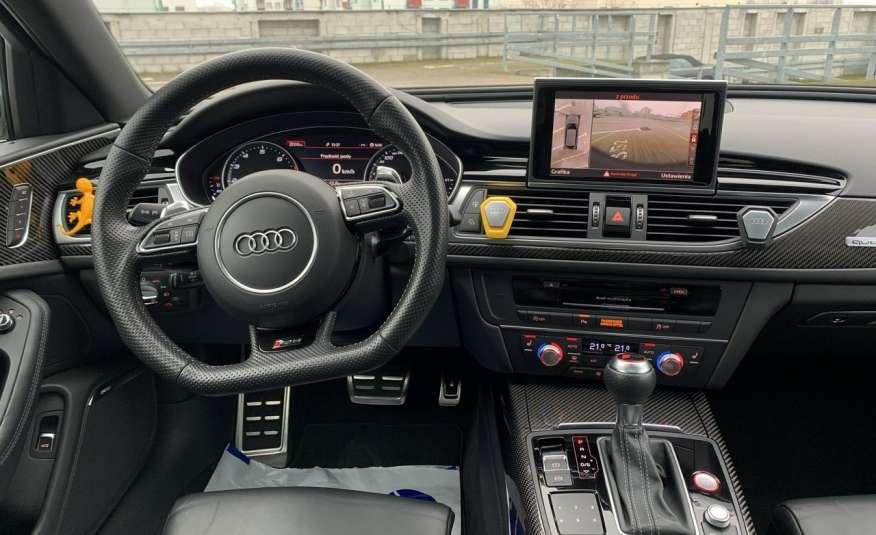 Audi RS6 4.0benz 560PS Quattro Matrix kamera 360 Zarej. w PL zdjęcie 26