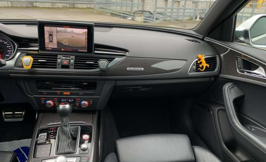 Audi RS6 4.0benz 560PS Quattro Matrix kamera 360 Zarej. w PL zdjęcie 27