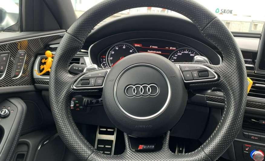 Audi RS6 4.0benz 560PS Quattro Matrix kamera 360 Zarej. w PL zdjęcie 29