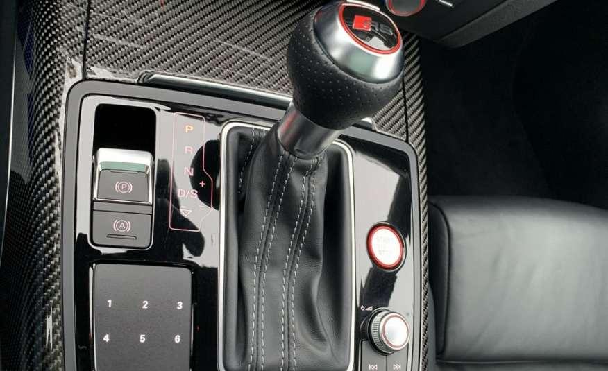 Audi RS6 4.0benz 560PS Quattro Matrix kamera 360 Zarej. w PL zdjęcie 34